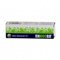 Buy Pinosol ointment tube 10g