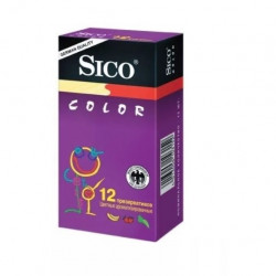 Buy Siko condoms color color No. 12