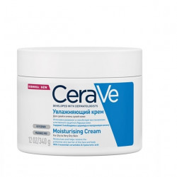 Buy Cerave (tserave) moisturizing cream 340ml