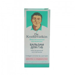 Buy Doctor Kozhevatkin lip balm 6g silk peptides