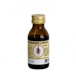 Buy Licorice root syrup 100g