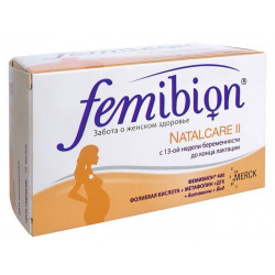 Buy Fembion natalka ii tablets No. 30 + capsules No. 30