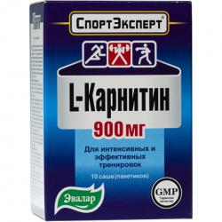 Buy Sportexpert l-carnitine sachet 3.5g №10