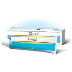 Buy Elugel gel for gums 40ml