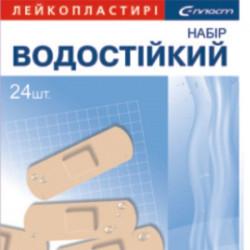 Buy Adhesive plasters waterproof set No. 24