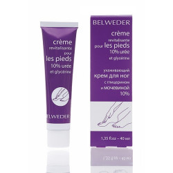 Buy Belweder (Belvedere) Foot Cream 40ml glycerin and urea
