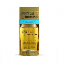 Buy Ogx (Ji-X) Moroccan argan oil for hair restoration 100ml