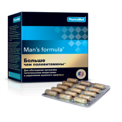 Buy Men-s formula is more than multivitamin capsules No. 30