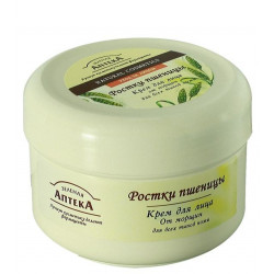 Buy Green Pharmacy Anti Wrinkle Cream Wheat Sprouts 200ml
