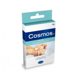 Buy Cosmos (space) adhesive plasters aqua No. 10