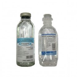 Buy Sodium Chloride Infusion Solution 0.9% 200ml