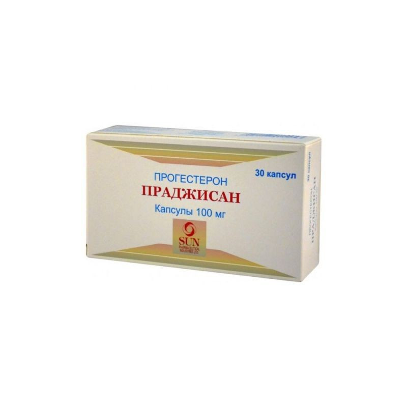 Buy Prajisan capsules 100mg №30