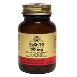 Buy Solgar (slang) coenzyme q-10 capsules 30mg №30