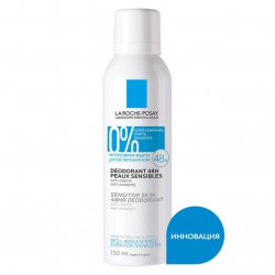 Buy La roche-posay (la Rosh) deodorant spray 48 hours 150ml